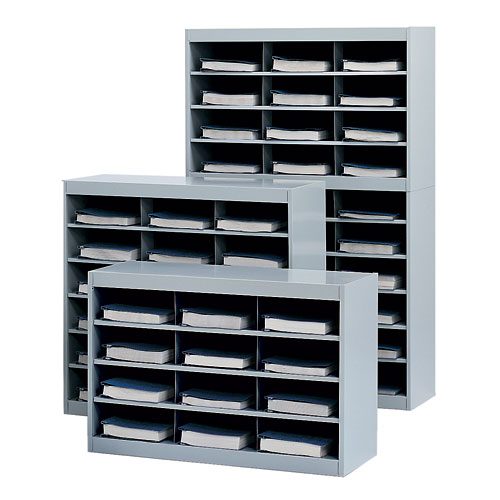 E-Z Stor® Steel Project Organizers