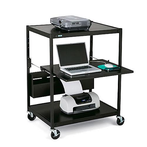 ECILS1-BK Mobile Projector Carts