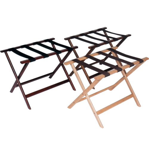 Economy Wood Luggage Rack