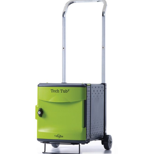 Tech Tub2 Trolley - holds 6 devices