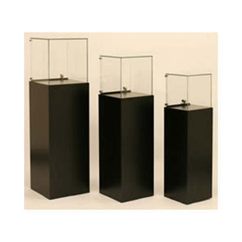 Gallery Pedestal Display Case