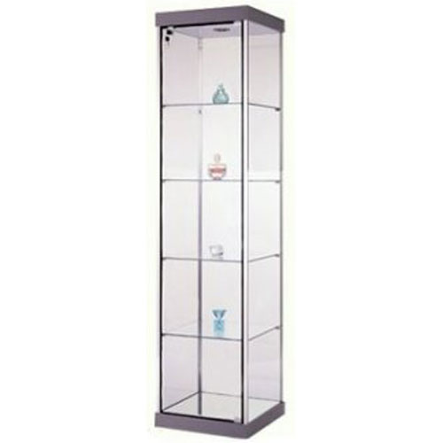 GL101 Square Tower Display Case