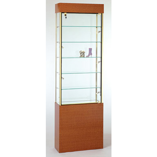 GL102 Rectangular Wall Display Case