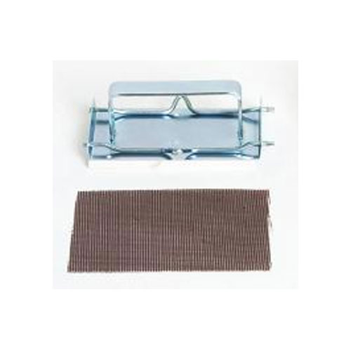 Griddle Cleaning Pads and Holders
