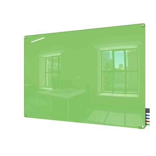 Harmony Colors Non-Magnetic Glass Board