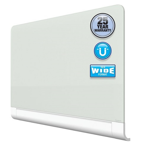 Horizon™ Magnetic Glass Dry-Erase Board