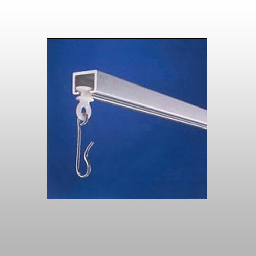 DRL-50 Cubicle Curtain Track and Carriers