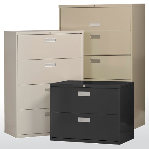 600 Series Lateral File Cabinets Us