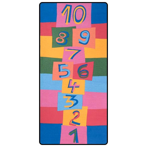 Hopscotch Learning Carpets