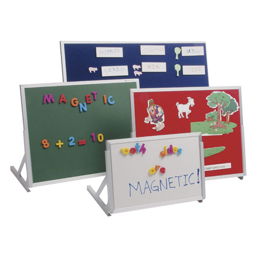 Magnetic Language Easels