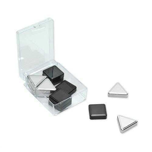Quartet® Metallic Magnets