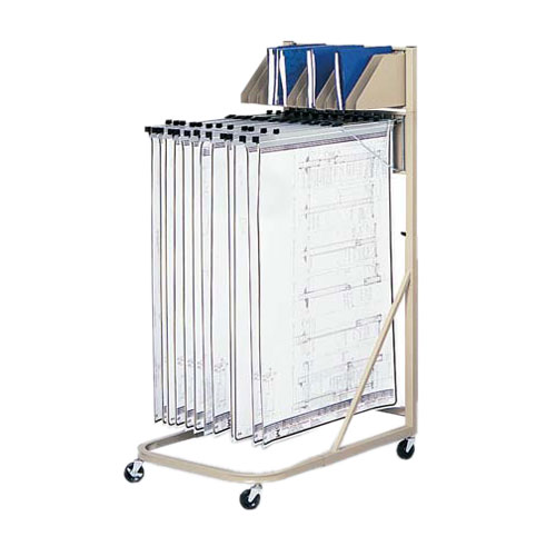 Mobile Stand Vertical Filing System