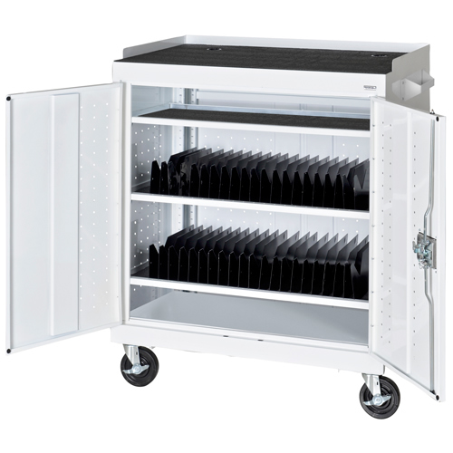 Mobile Tablet Security Cabinet