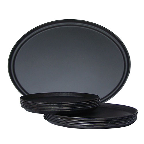 Non-Skid Serving Trays