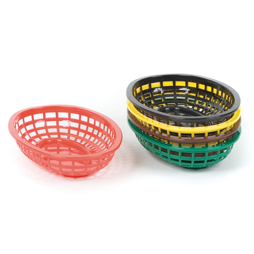 Oval Table Baskets