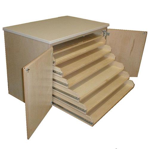 Paper Storage Cabinet Us Markerboard