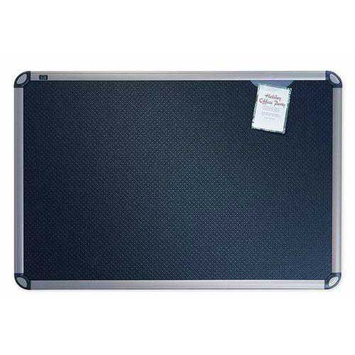 Quartet® Prestige® Black Embossed Foam Bulletin Boards