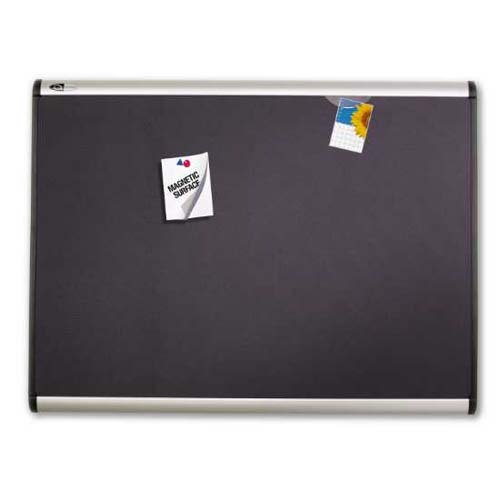 Quartet® Prestige Plus® Magnetic Fabric Bulletin Boards
