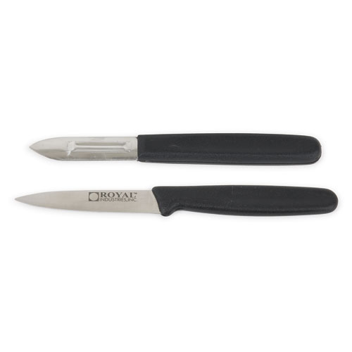 Pro Peeler and Paring Knife