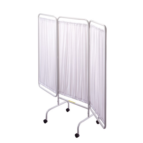 Privacy Screen with Casters