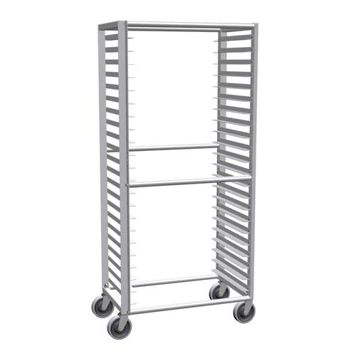 Side Load Mobile Angle Racks