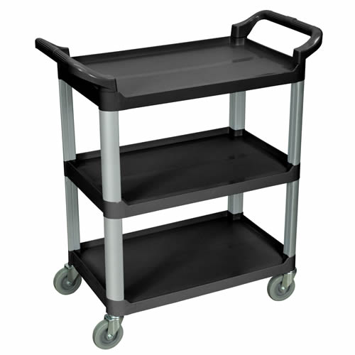 Plastic/Wireframe Serving Carts