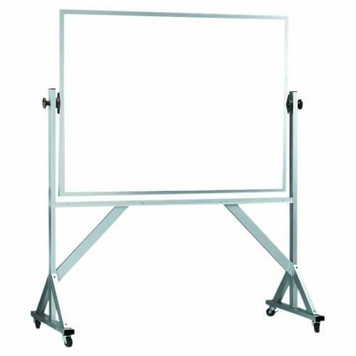 Semper Mobile Reversible Porcelain Whiteboards