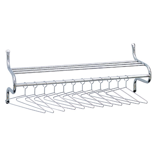 Shelf Rack with Hangers