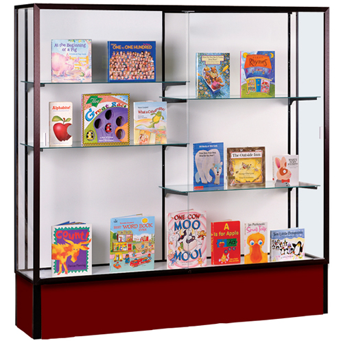 Spirit Series Aluminum Frame Display Case