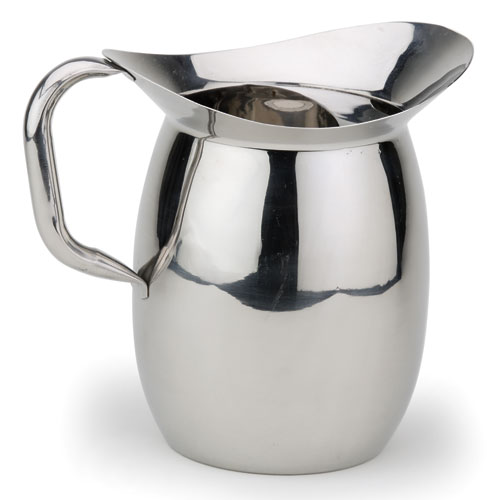 Stainless Steel Water Pitcher Us Markerboard