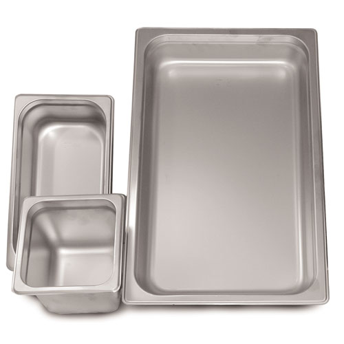 Standard Duty Steam Table Pans