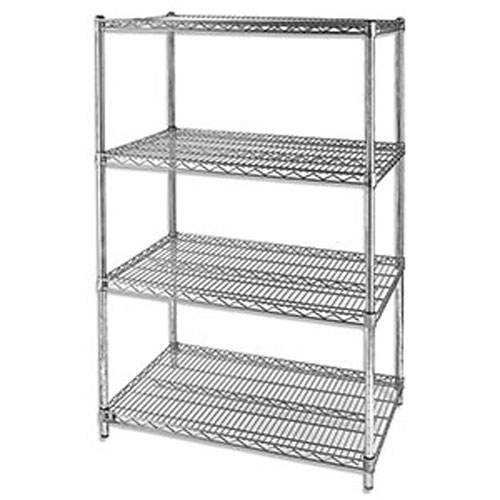 Storage Shelves and Posts