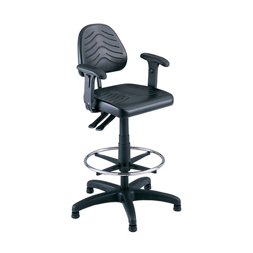 Task Master® Workbench Height Task Chairs