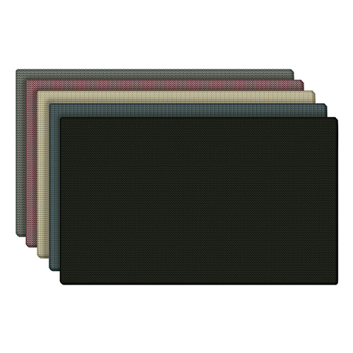 Colored Fabric Tackboards