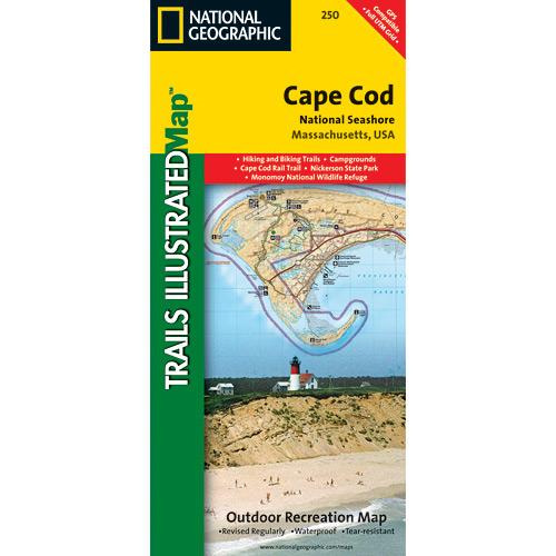 Trails Illustrated Maps Northeast Region US Markerboard - Trails illustrated maps