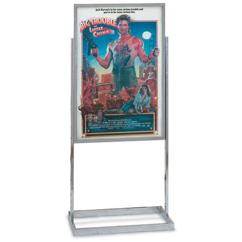 Poster Frame Pedestals