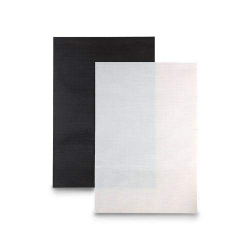 Plastic Letter Panels
