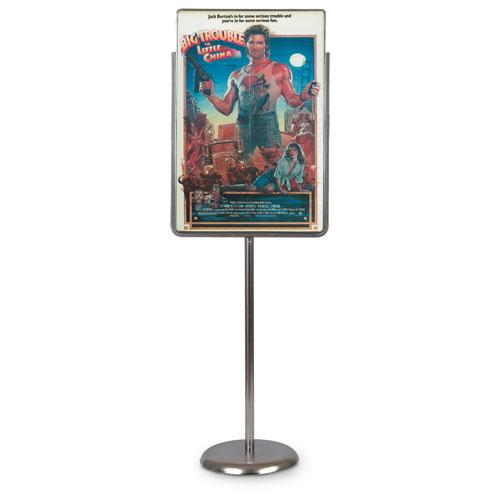 Poster Pedestal Holders