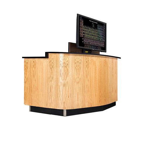 VersaCurve Instructor Desks