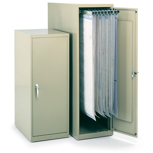 Vertical Storage Cabinets