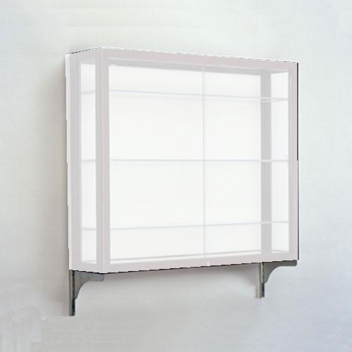 Display Case Wall Mounting Kits