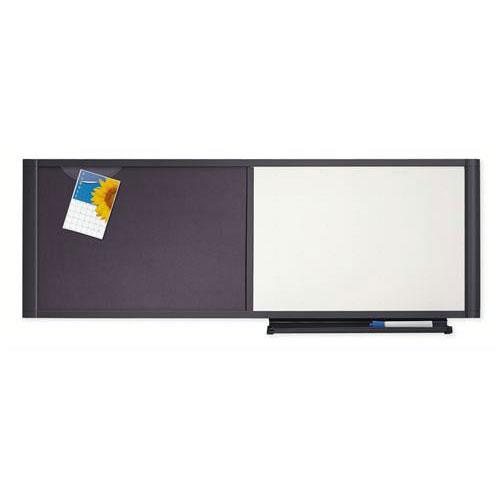 Quartet® Prestige® Workstation Combination Board