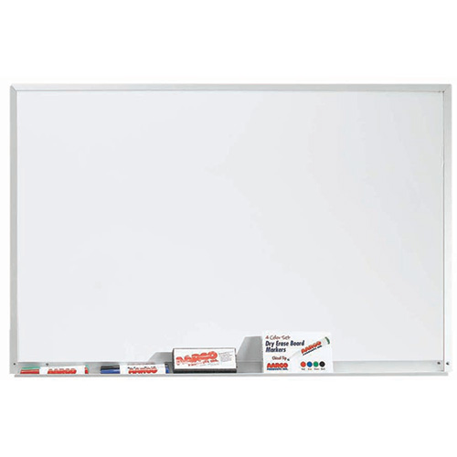 Melamine Writing Surface White Markerboards