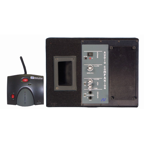 Wireless Powered Speakers