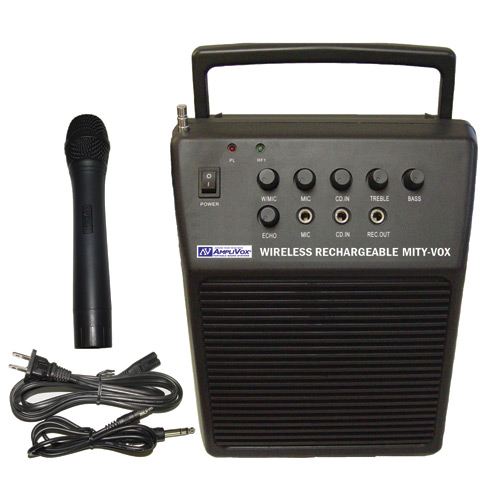 Wireless Rechargeable Mity Vox