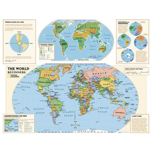 Beginner's US/World Maps
