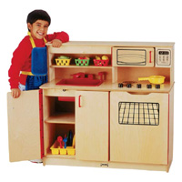 Kitchen Activity Centers