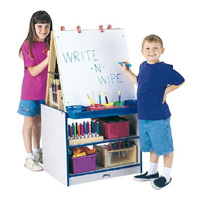 Rainbow Accents™ Multi-Station Easel
