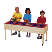 Sensory Tables