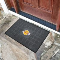 NBA Medallion Door Mat
